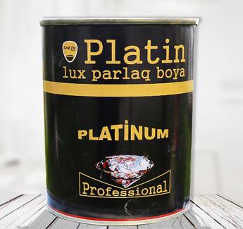 platin platinum lux parlaq boya