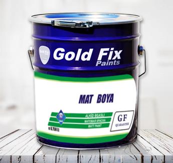 gold fix mat boya