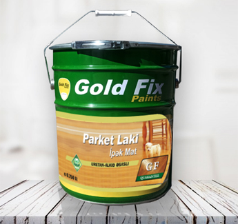 gold fix parket laki ipek mat copy